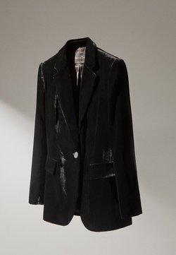 Massimo Dutti - Blazer - black