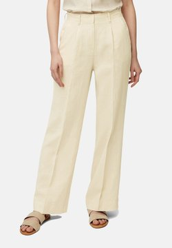 Marc O'Polo - Trousers - summer taupe