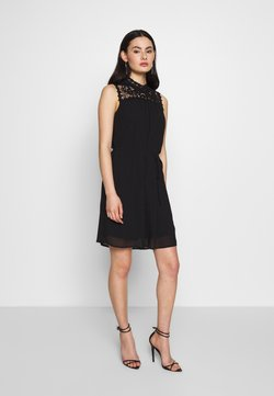 ONLY - ONLCAT DRESS  - Freizeitkleid - black