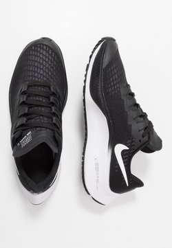 Nike Performance - AIR ZOOM PEGASUS 37 UNISEX - Neutrala löparskor - black/white