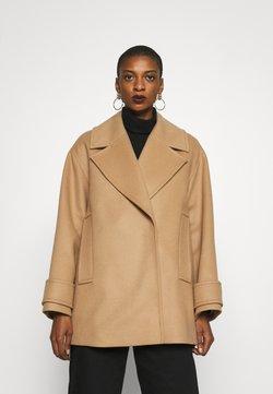 IVY & OAK - EGG SHAPED COAT - Classic coat - camel