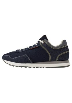 G-Star - CALOW II SNEAKERS - Sneaker low - dk saru blue