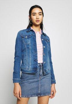 Pepe Jeans - THRIFT - Veste en jean - blue denim
