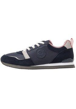 Trussardi Jeans - Trainers - navy blue/grey