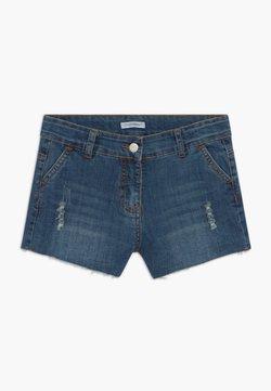 Lemon Beret - TEEN GIRLS SHORTS - Jeansshort - dark blue