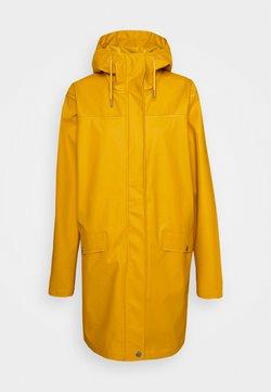 Helly Hansen - MOSS RAIN COAT - Regenjas - essential yellow