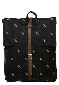 Spiral Bags - MANHATTAN - Reppu - bird black