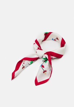 Polo Ralph Lauren - EMBELLISHED SCARF - Foulard - white/multi