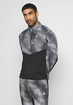 Nike Performance - ELEMENT WARM - Laufjacke - black/reflective silver