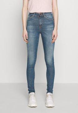 Nudie Jeans - HIGHTOP TILDE - Jeans Skinny Fit - blue denim