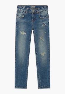LTB - ISABELLA  - Slim fit jeans - popler wash