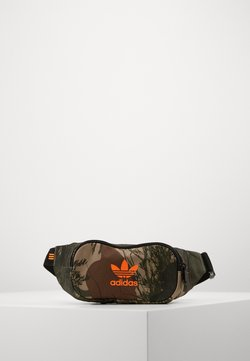 adidas Originals - CAMO WAISTBAG - Vyölaukku - hemp