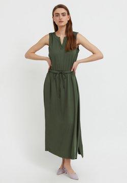 Finn Flare - Maxikleid - dark green
