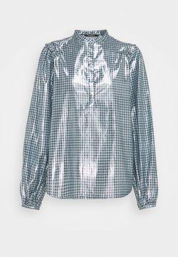 Bruuns Bazaar - NOTTING TERNI  - Bluse - aqua blue