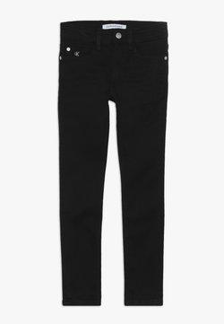 Calvin Klein Jeans - SKINNY SUST STRETCH - Jeans Skinny Fit - black