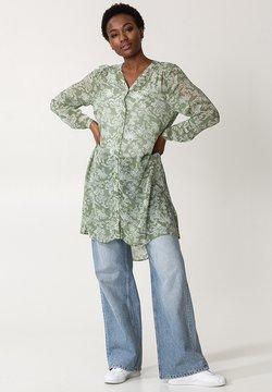 Indiska - Blusenkleid - green