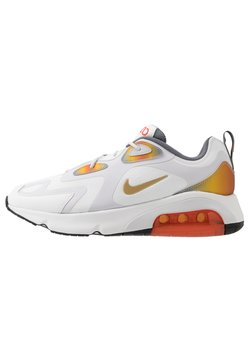 Nike Sportswear - AIR MAX 200 SE - Sneakers laag - summit white/vast grey/magma orange/smoke grey/team orange/black