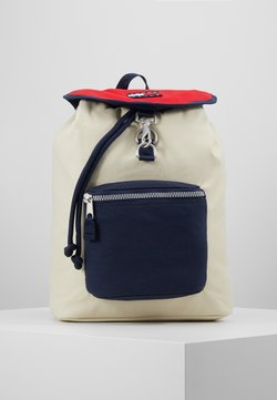 Tommy Jeans - HERITAGE BACKPACK - Reppu - multi