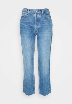 Boyish - TOMMY HIGH RISE - Straight leg jeans - conversation