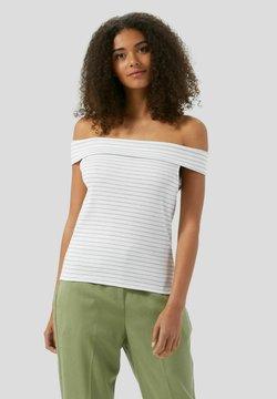 Conbipel - T-shirt con stampa - bianco