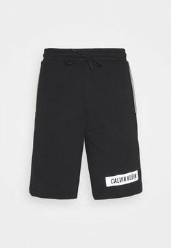 Calvin Klein Performance - SHORTS - Pantalón corto de deporte - black