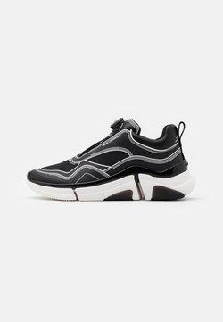 KARL LAGERFELD - VENTURE LAUSANNE - Sneakers laag - black