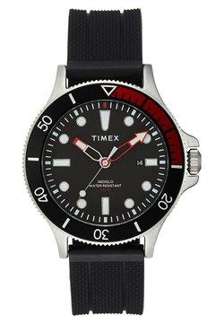 Timex - ALLIED COASTLINE 43 mm - Montre - black/red