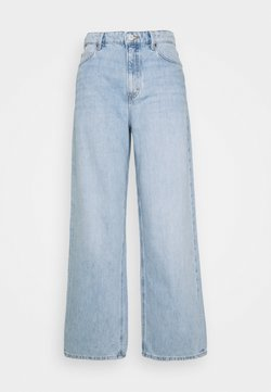 Marc O'Polo DENIM - TOMMA - Relaxed fit jeans - multi/worn 90's light blue