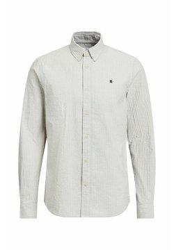 WE Fashion - SLIM FIT  - Hemd - off-white