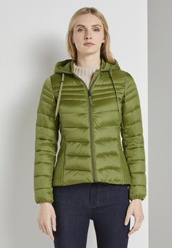 TOM TAILOR - Winterjacke -  green