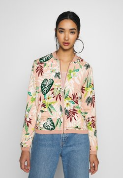 ONLY - ONLLIZBETH - Bomber Jacket - rose smoke