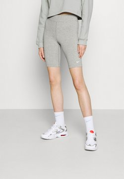 Nike Sportswear - BIKE  - Shorts - grey heather/white