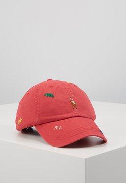 Polo Ralph Lauren - CLASSIC SPORT CAP SMALL - Casquette - red