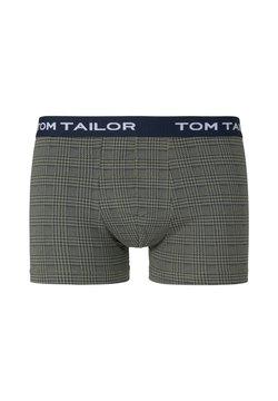 TOM TAILOR - Shorty - green allover