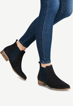 Tamaris - Ankle Boot - navy