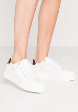 Topshop - CYRUS STUD  - Sneakers laag - white