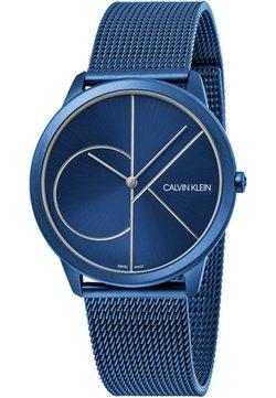 Calvin Klein - CALVIN KLEIN UHREN ANALOG QUARZ - Uhr - blau
