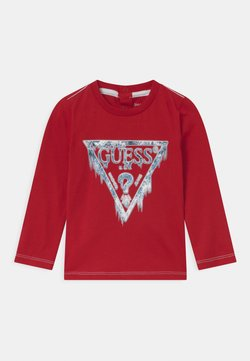 Guess - BABY - Longsleeve - tulip red