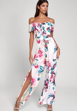 Lipsy - Jumpsuit - white