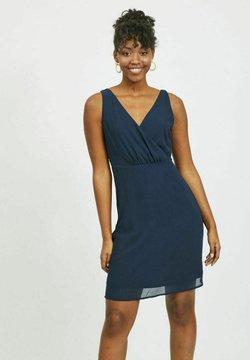 Vila - Cocktailkleid/festliches Kleid - navy blazer