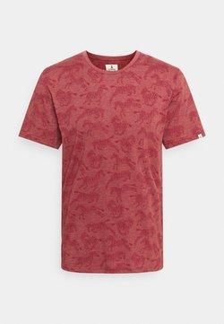 Tiwel - ZEBRA - T-Shirt print - tibetean read