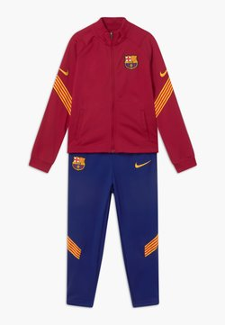 Nike Performance - FC BARCELONA SET - Klubtrøjer - noble red/deep royal blue/amarillo