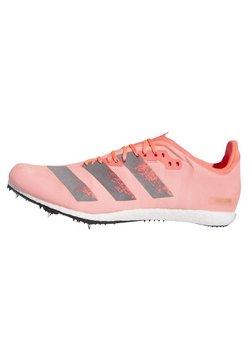 adidas Performance - ADIZERO AVANTI SPIKES - Spikes - pink