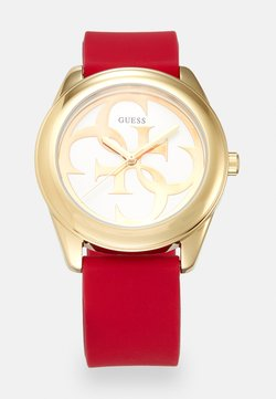 Guess - Montre - gold-coloured/red