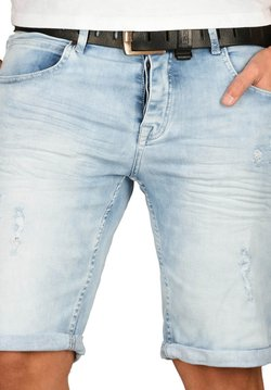 Alessandro Salvarini - Jeans Shorts - ocean