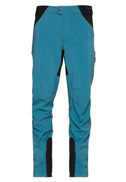 Vaude - MENS QIMSA PANTS II - Outdoor-Hose - blue gray