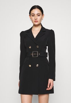 Forever New - BERNADETTE BELTED BLAZER DRESS - Korte jurk - black