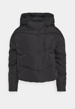 Noisy May Petite - NMWALLY JACKET - Winterjacke - black