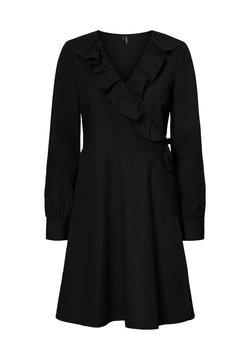 Vero Moda - Robe d'été - black