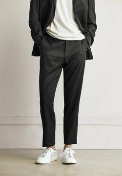 Massimo Dutti - Stoffhose - light grey